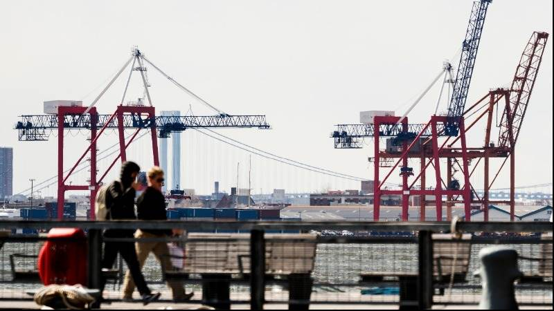 US import prices rally 0.6% in May