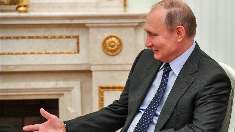 Putin sees Trump-Kim meeting as step towards peaceful settlement
