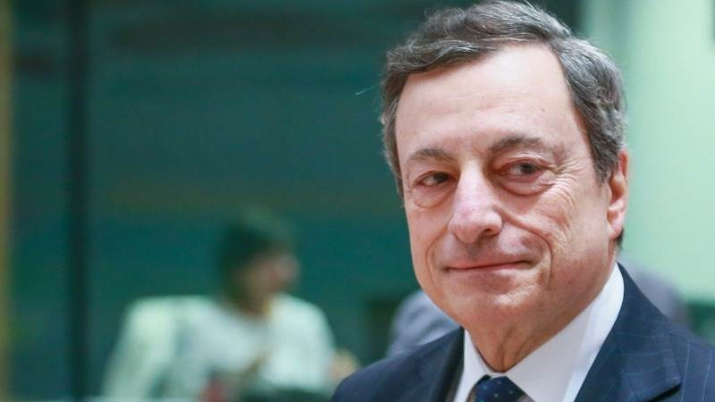 Draghi: Undeniable increase in geopolitical uncertainty