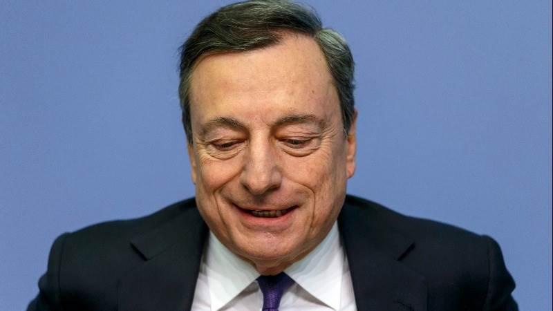 Eurozone is irreversible, says Draghi