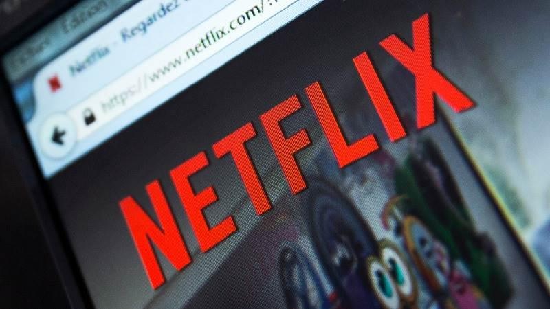 Netflix shares reach all-time high