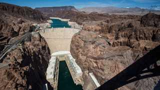Hoover Dam Bridge reopened, suspect arrested