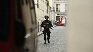 Two wounded in France as attacker shout 'Allahu Akbar'