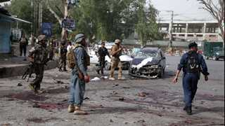 At least 18 dead in suicide bombing in Jalalabad