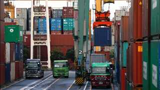 Japan's exports accelerate 8.1% in May