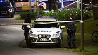 Gunman shoots several people in Malmo