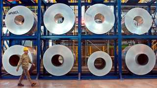 US: Aluminium sheet imports from China subsidized