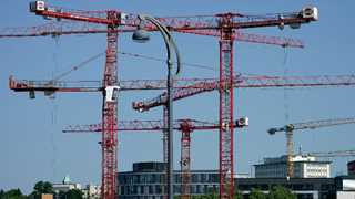 Eurozone construction output up 1.8% in April