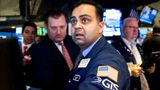 US markets dive on open, Dow drops over 300 pts