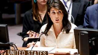 Haley: US withdrawing from UN Human Right Council