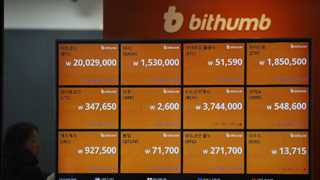 Cryptos valued at $30M stolen from Bithumb