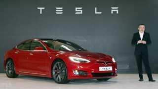 Report: Tesla Model 3 goals beset by delays