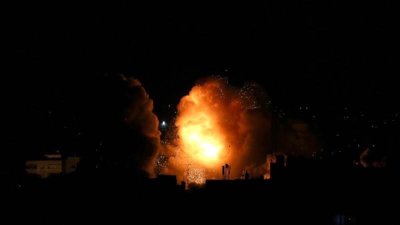 Israeli jets hit 25 targets in Gaza Strip - IDF