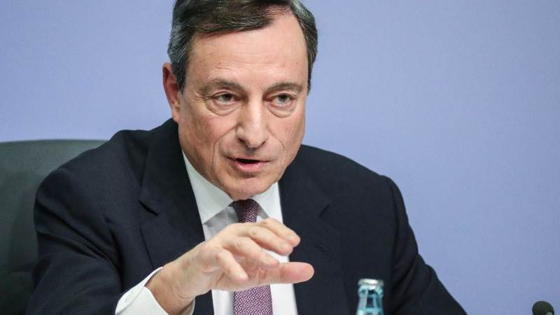 Draghi confident that inflation is converging to target