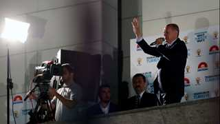 Erdogan: We'll fight terror groups and liberate Syria