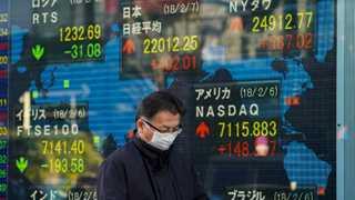 Asian markets mixed amid US-China trade tensions