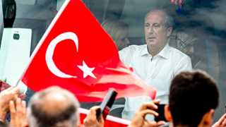 Turkish opposition concedes election defeat