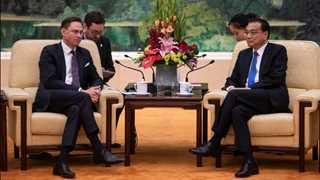 EU urges China to tackle steel and aluminum overcapacity