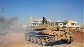 Syrian govt reach deal with rebels in south - report