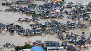Japan rains death toll climbs to 141 - government