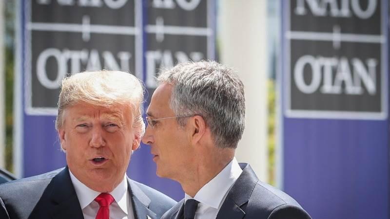 Trump asks NATO to raise defense spending to 4%