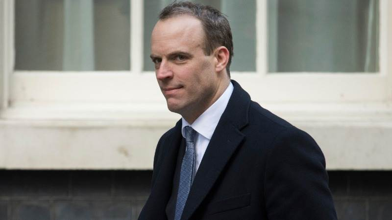 Raab: Government steps up plans for no deal Brexit