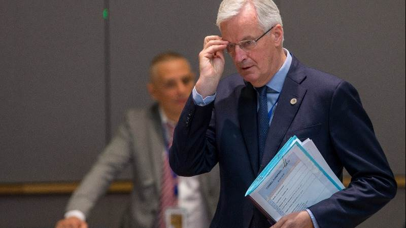 Barnier: EU will look into UK proposal