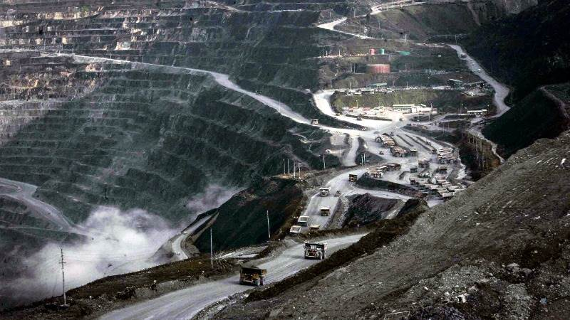Rio Tinto agrees to sell stake in Grasberg mine for $3.5B