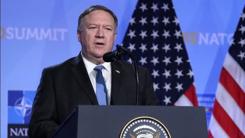 Pompeo urges Europe to exercise 'economic pressure' on Iran