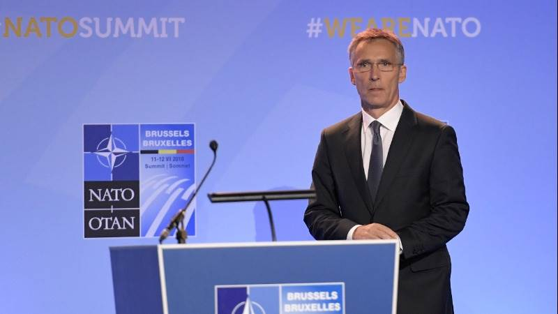 Stoltenberg: NATO supports US-Russia dialogue