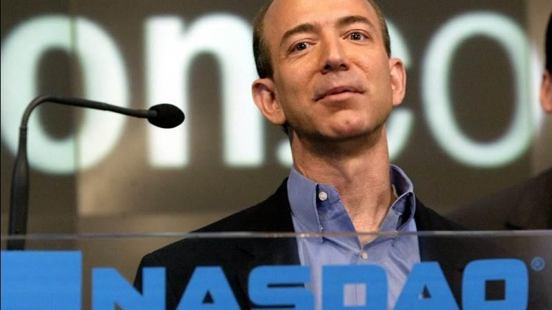 Nasdaq 100, Amazon, Spotify reach all-time highs