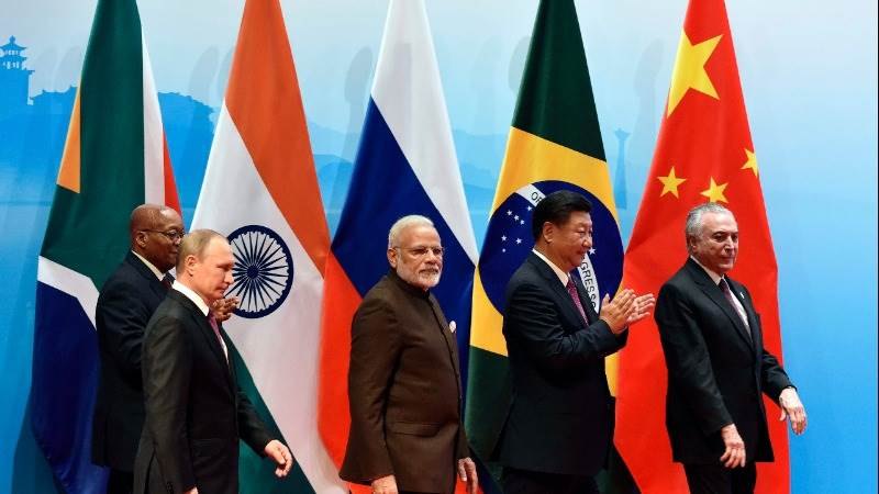 BRICS to increase cooperation amid Western challenges - China