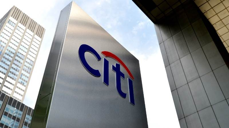 Citigroup reports EPS of $1.63 in Q2