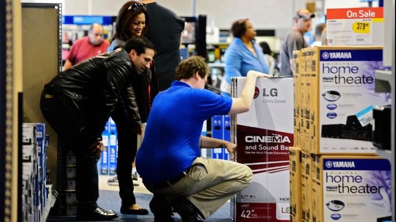 Consumer enthusiasm in US weakens in July