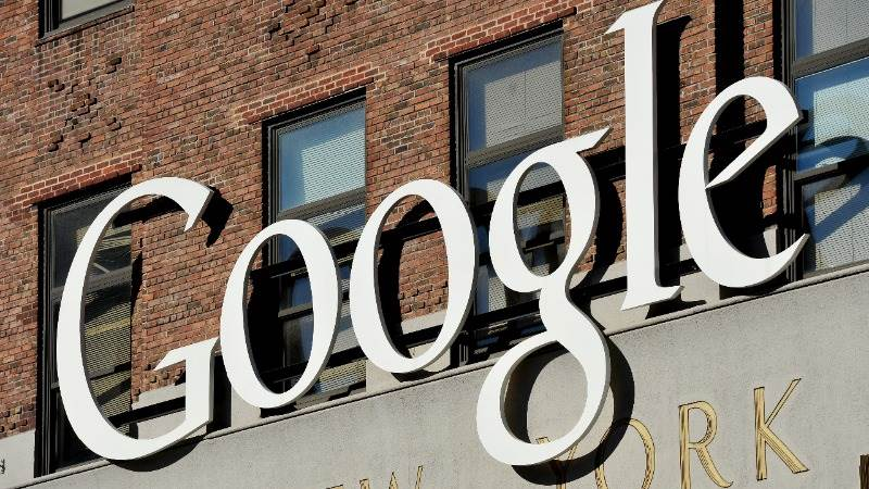 Alphabet rallies to record; S&P at five-month high