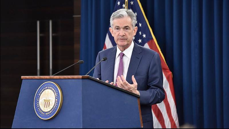 Fed downplays impact from rise in oil prices