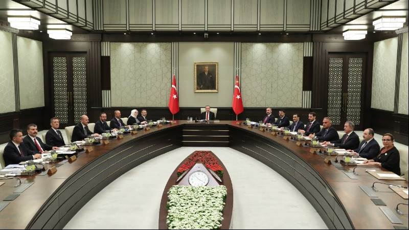Turkey announces state of emergency to end next week