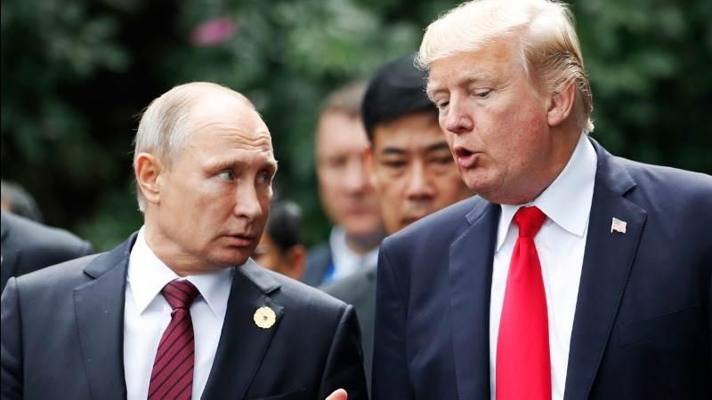 Kremlin: Russia sees Trump as partner