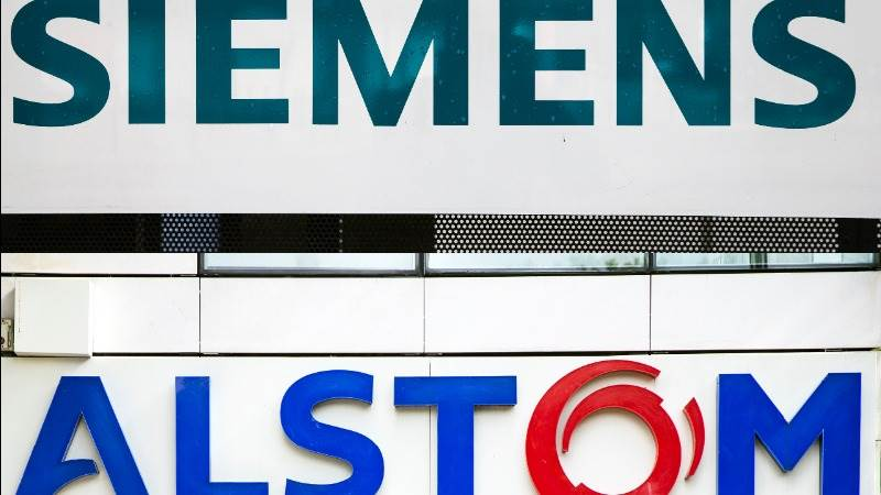 EU probes takeover of Alstom by Siemens