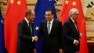 China, EU agree to safeguard free trade - Li Keqiang