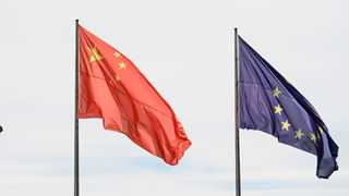 EU, China commit to Iran nuclear deal