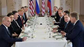 European markets close mixed after Trump-Putin meeting