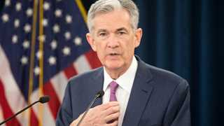 Powell: Productivity growth low since crisis end