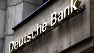 Deutsche Bank posts Q2 EPS of €0.03, down 57% YoY