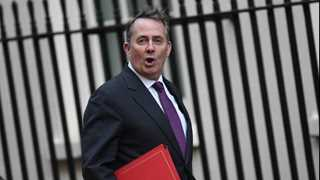 Liam Fox believes no-deal Brexit is likely