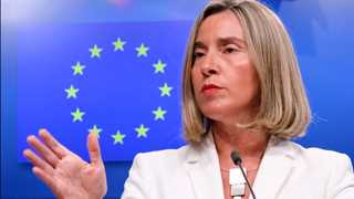EU wants companies to increase business in Iran - Mogherini