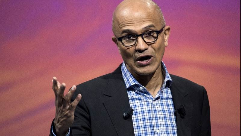 Microsoft CEO sells $35.9M of stock in firm