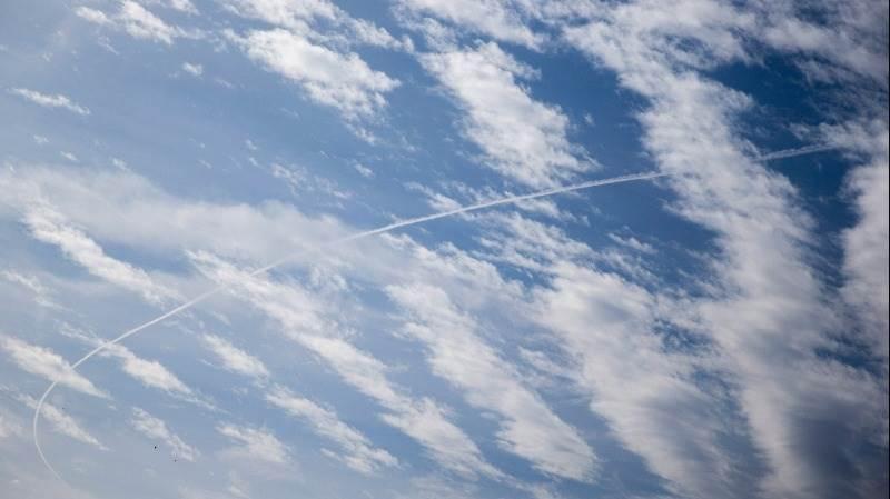 Syria strikes 'hostile target' flying near Damascus
