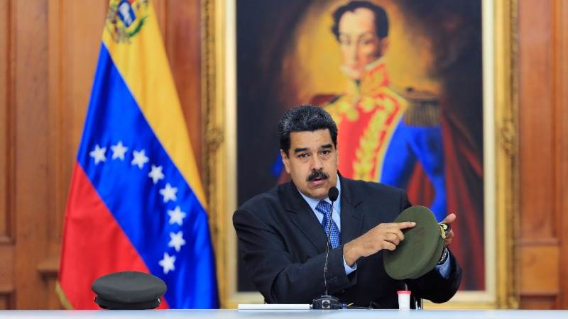 Maduro: Assassination plotters hiding in Peru