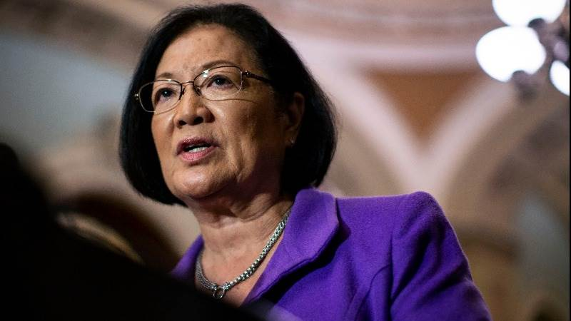 GOP's Curtis to challenge Hawaii Senator Hirono
